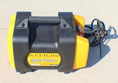 Appion G5TWIN Refrigerant Recovery Machine - Excellent
