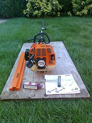 Stihl HL75 Long Reach Hedgetrimmer  Hedge Trimmer Very Low Use