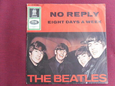 The Beatles -- No Reply    --   pc