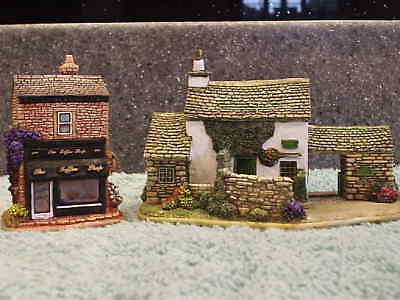 Lilliput Lane .. PENRITH TOFFEE & GRASMERE GINGERBREAD . 2 Day Only Special