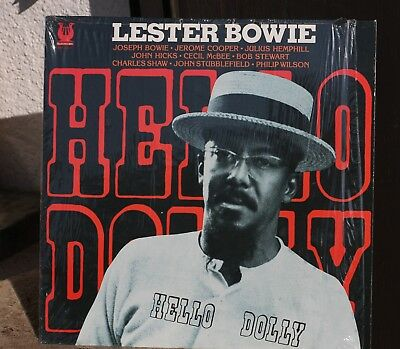 Lp / Lester Bowie - Hello Dolly  // New // Neu