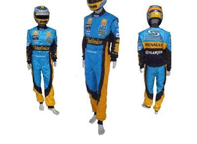 F1 Fernando Alonso 2006 Printed Suit
