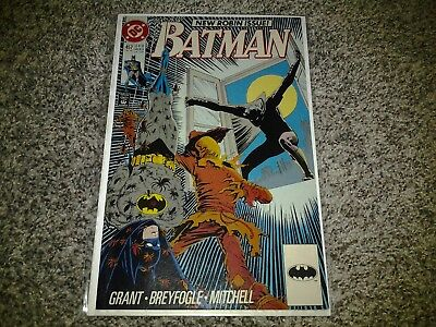 batman #457 HTF 2nd print 1st tim drake as robin in F+ or better condition.