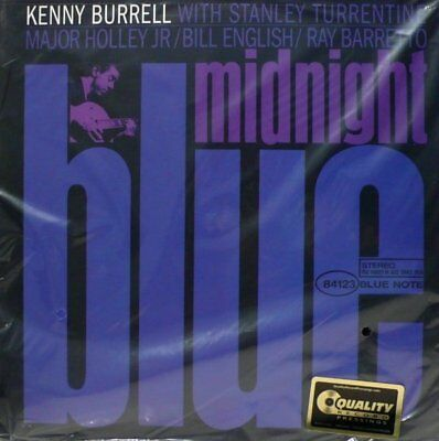 ANALOGUE PRODUCTION BLUE NOTE AP-84123 KENNY BURRELL MIDNIGHT BLUE 2LP 45rpm