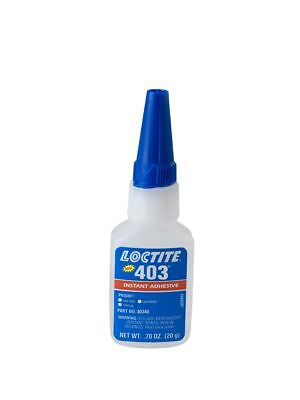 Loctite 40340 Prism Instant Adhesive, Low Odor/Low Bloom, 20 g Bottle