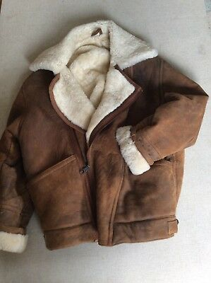 Dagorret Quality Flying Jacket Size M BSA MG Triumph Vintage retro style