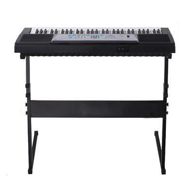 Electric Keyboard electronic Piano Z Shape Types Rack Stand Adjustable