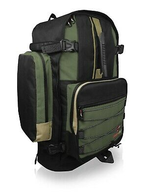 Large Hiking, Trekking, Travel and Camping Backpack - 55 Litre Capacity RL55M