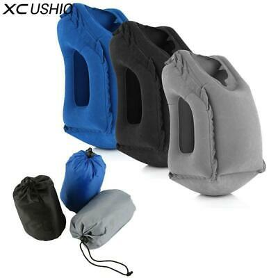 The Most Diverse & Innovative Inflatable Travel Neck Pillow on Airplane or Tr...