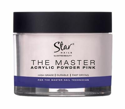 Star Nails Master acrylic pink powder 40G