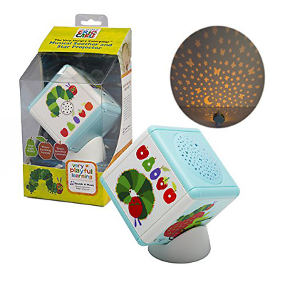 Baby Portable Sleep Soother & Projector Night Light - Eric Carle's The Very Hung