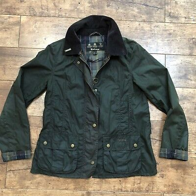 27afb9509d Ladies-Barbour-Olive-Green-Heritage-Beadnell-Wax-Jacket.jpg