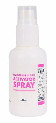 The Edge Activator Spray 50ml nail harden dipping activator