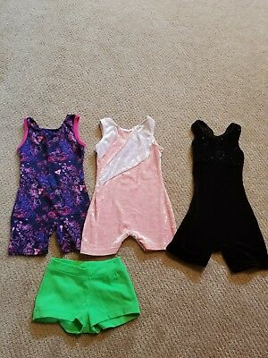 Gymnastics leotard Lot 4/5/6