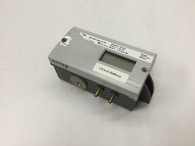 "Setra DPT2671-0R1B-DA Differential Pressure Transducer, Range: -0.1"" to 0.1"" WC"