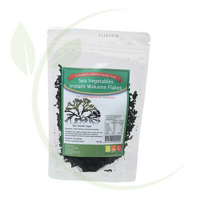 Nutritionist Choice Instant Wakame Flakes - 50g