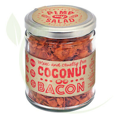 Extraordinary Foods Coconut Vegan Bacon  60g