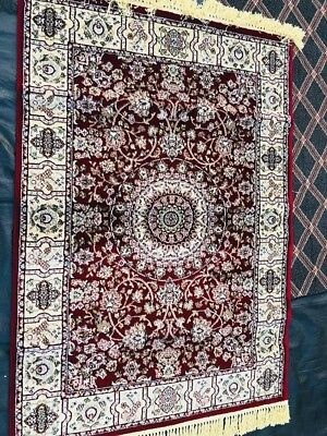 Traditional rugs Turkish rugs Persian  Area Rug Oriental  size 4*6