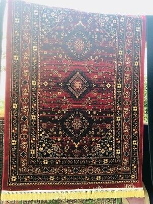 Traditional rugs Turkish rugs Persian  Area Rug Oriental  size 5*7.5