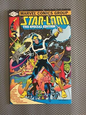 Marvel STAR-LORD Special Edition GUARDIANS OF THE GALAXY #1 NM Byrne Claremont