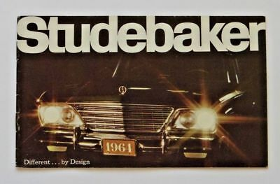 *Pick one* 1964 1965 1966 Original Studebaker Sales Brochure *You pick*