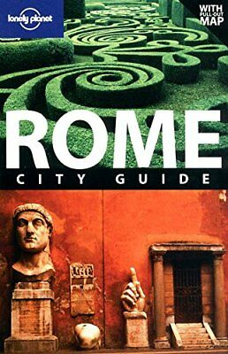 (Good)-Rome: City Guide (Lonely Planet City Guides) (Paperback)-Garwood, Duncan-