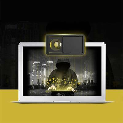 Ultra Thin Web Cam Shutter Magnet Slider Plastic Camera Cover PC Phone