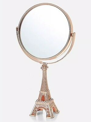 Justice Girls Eiffel Tower Double Sided Mirror New with Tags