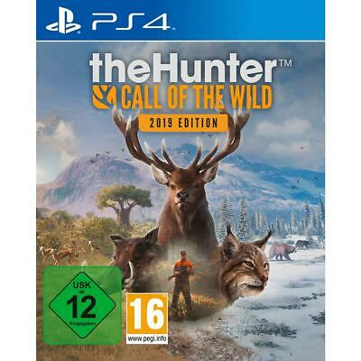 The Hunter Call of the Wild Edition 2019 inkl DLC Sony PS4 Spiel NEU&OVP