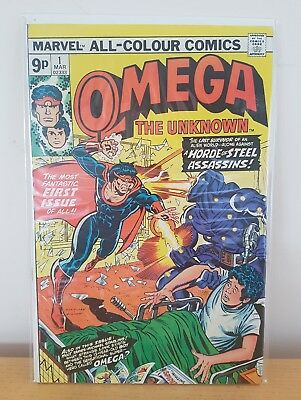 Omega The Unknown #1_March _Bronze Age!