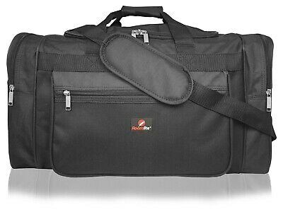 Medium Travel Holiday Holdall, Weekend Size Duffle, Large Sports and Gym Bag R57