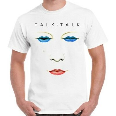 Talk Talk Party's Over Synthpop Retro T Shirt 398