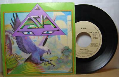 ASIA don´t cry , daylight ( spain 1983 )ex