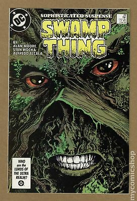 Swamp Thing (2nd Series) #49 1986 FN+ 6.5
