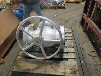 Powell 8 600 Wcb Gate Valve 8 0 6084Fc5Gxx (New No Box)
