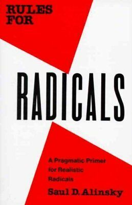 Rules For Radicals by Saul David Alinsky 9780679721130 (Paperback, 1989)