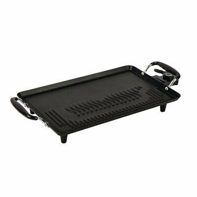 Caterlite Electric Grill and Griddle Plate - CE224