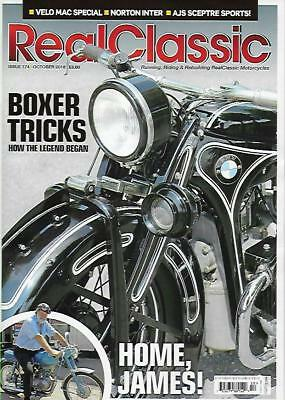 REAL CLASSIC Magazine No.174 / Oct.2018 (NEW COPY) *Post included to UK/EU/USA