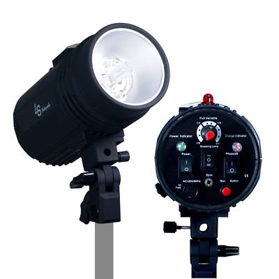 [US] Photography 200W 200Ws Studio Strobe Flash Light Lamp Head 100V-120V
