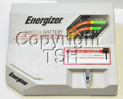 Energizer Watch Battery Tester And Analyzer Repair Tool