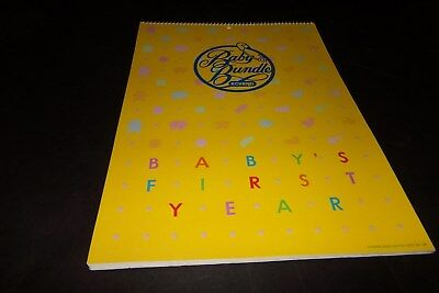 Vintage Drawing Board Baby's First Years Unused Calendar Eckerd Coupons Stickers