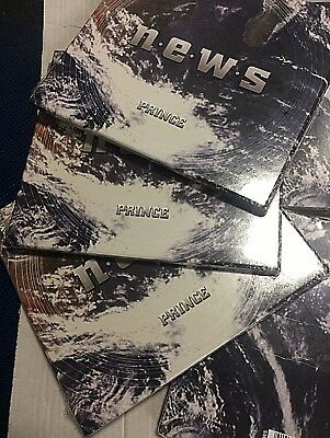 Prince N.E.W.S - CD  DIGIPACK 785337707128 - Rare Collectors Tour - SEALED MINT