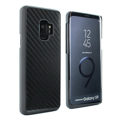 Carbon fibre Case Scratch Proof Ultra thin Shock Proof case for Galaxy S9