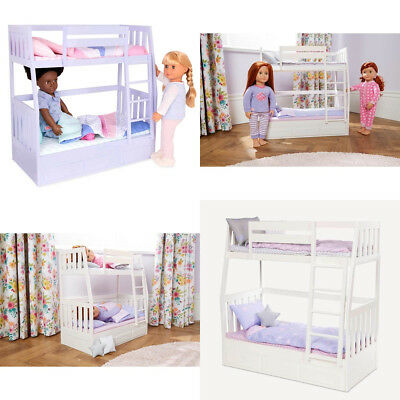 Fashion Dolls Our Generation Dream Bunk Beds Assortment Playset