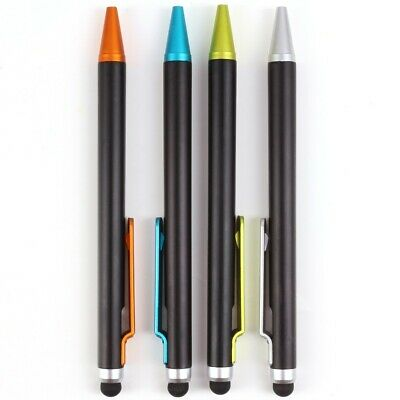 2x UNIVERSAL TOUCH SCREEN STYLUS BALL PENS Mobile Phone Tab Tablet iPad iPhone