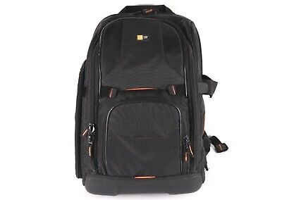 Case Logic SLRC-206 DSLR SLR Camera 15.4-Inch Laptop Backpack - Black