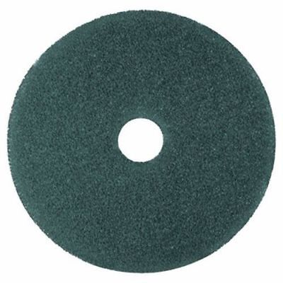 """3M Blue 20"""" Floor Cleaning Pad 5300, 5 Pads (MMM08413)"""