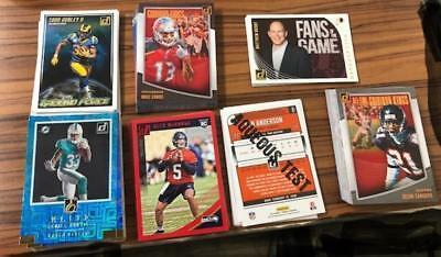 2018 Donruss (Panini) Football Insert & Parallel  Pick Your Cards/Lot/Finish Set