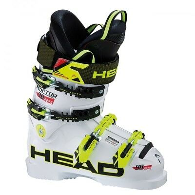 2015 Head Raptor 90 RS White Junior Ski Boots