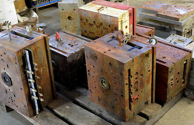 Used Plastic Injection Molding Bases   Master Unit Die - DME